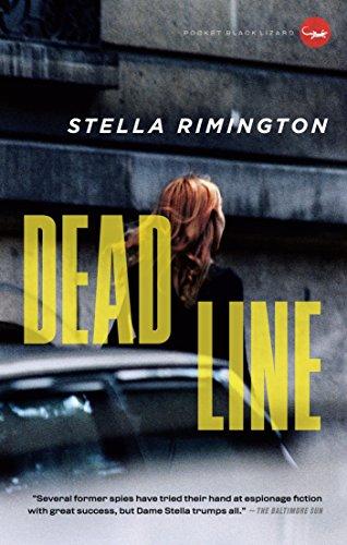 Dead Line (Agent Liz Carlyle Series)