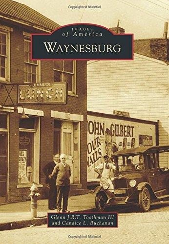 Waynesburg (Images of - Washington Map Square