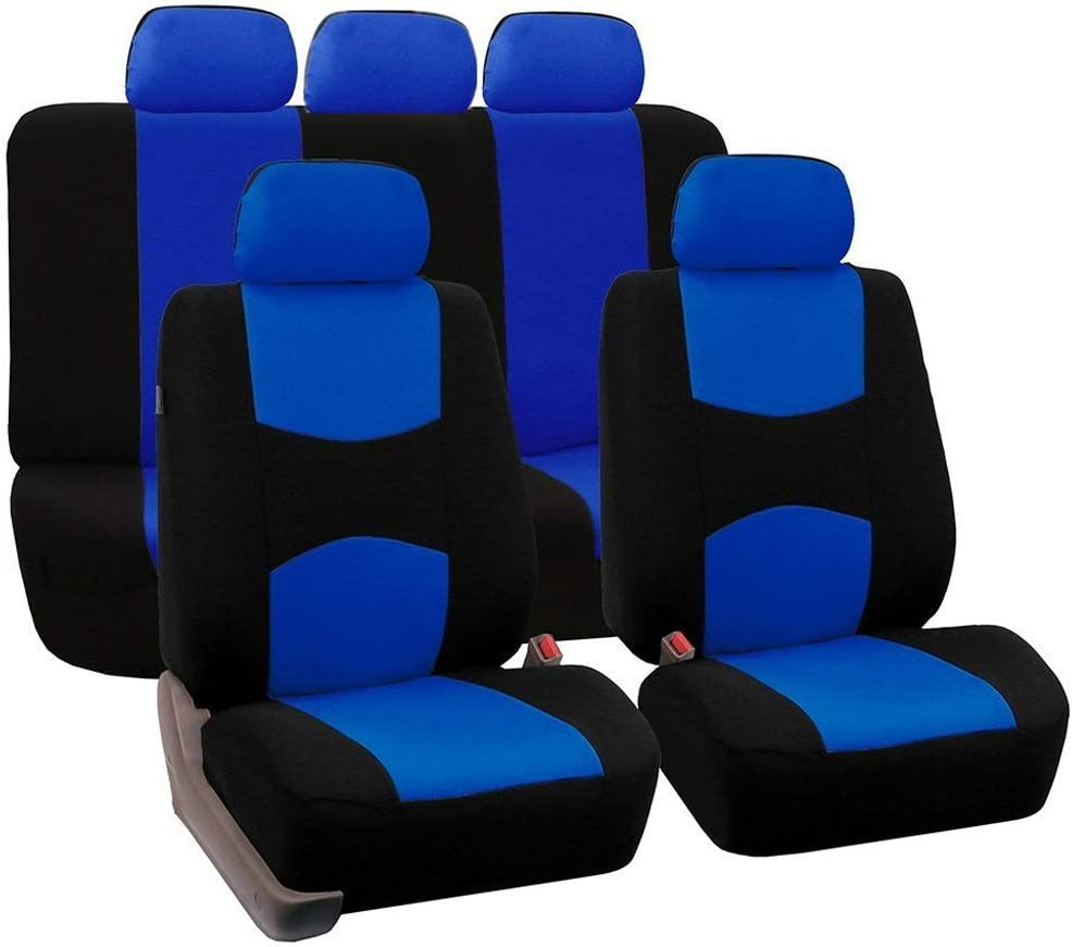 Protectors Heavy Duty 1+1 Blue Top PREMIUM Mazda 3 Car Seat Covers