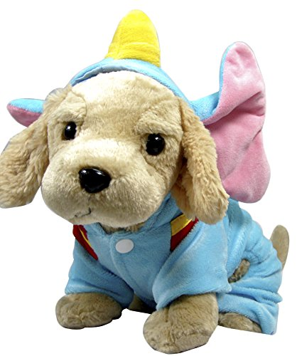 [Woo Woo Pets Hign Quality Cute Four Leg Festival Costume Elephant Shaped Clothes Halloween Cosplay Apparel for Pets] (Spider Costume Pattern Free)