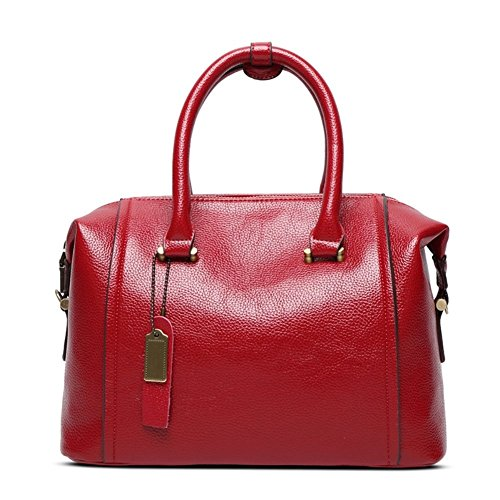 XFIERY HB800076C3 Spring PU Leather European And American Style Women's Handbag,Cylindrical Boston - Outlet Online Canada Coach