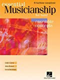 Essential Musicianship for Band - Ensemble Concepts, Eddie Green and John Benzer, 0634088459