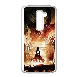 Attack On Titan LG G2 Cell Phone Case White Delicate gift AVS_583903