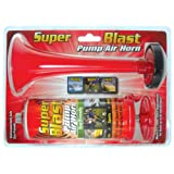 Max Professional Super Blast 7218 Pump Air Horn