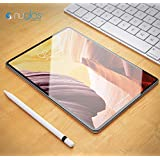 """Tempered Glass Screen Protector for iPad Pro 12.9"""" (Year 2018 New), Japan Asahi Glass, Premium Clear, Ultra Slim, Heat Resistance, 99% High Transparency, Anti-Scratch & Anti-fingerprints, 9H, 0.3mm, Extra Smooth & Extra Hard, Crystal Clear Color, 純正強化ガラス画面カバープロテクター, 日本製素材製."""