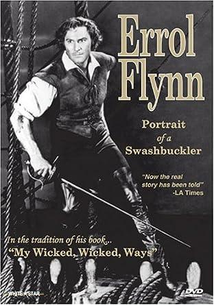 Amazoncom Errol Flynn Portrait Of A Swashbuckler Movies Tv