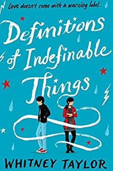 Definitions of Indefinable Things by [Taylor, Whitney]