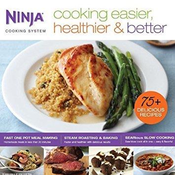 (Ninja Cooking Easier, healthier & better - Serious Slow Cooker Cook Book)