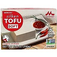 Mori-Nu Silken Tofu, Soft, 12 Ounce (Case of 12)