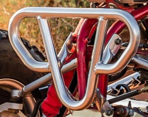 XFR - Extreme Fabrication Standard Bumper Honda TRX250EX 02-17 (Honda Quad Front Bumper compare prices)