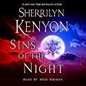 Sins of the Night: Dark-Hunter, Book 8 Hörbuch von Sherrilyn Kenyon Gesprochen von: Fred Berman