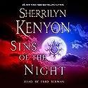 Sins of the Night: Dark-Hunter, Book 8 Hörbuch von Sherrilyn Kenyon Gesprochen von: Fred Berman