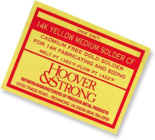 14K Gold Yellow Easy CF Solder