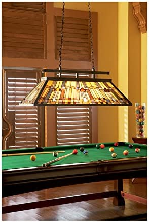 Quoizel TFIK2817VA Inglenook Tiffany Bowl Pendant Lighting