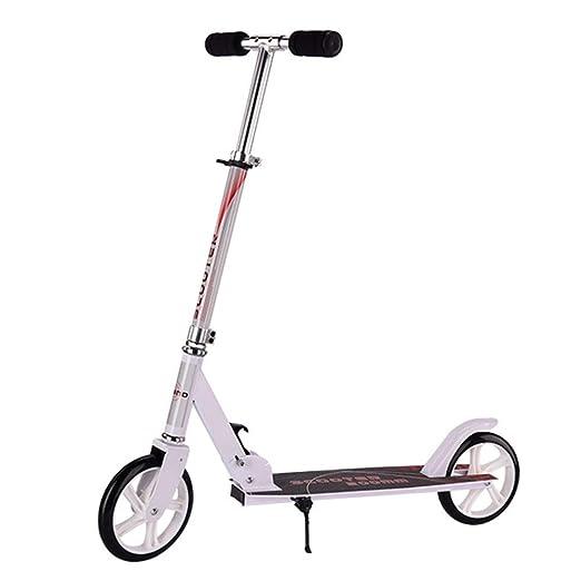 Patinete- Scooter para Adultos Y Niños 2 Rondas T Eens Kick ...