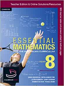 essential mathematics for the australian curriculum year 8 pdf download