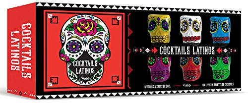 Coffret cocktails latinos Boîte – 19 octobre 2017 Edda ONORATO Solar 2263152555 Alcools