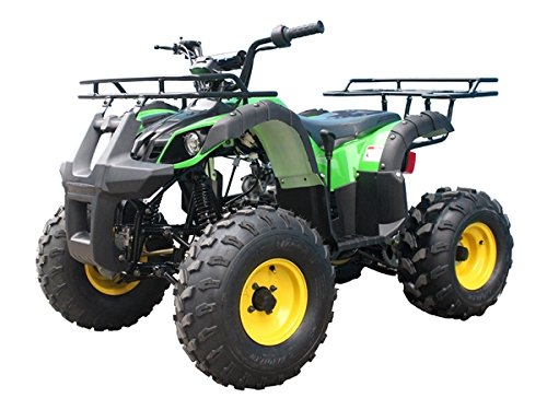 TAO TaoTao Atv TForce 110cc Youth size  Utility ATV with REVERSE and Big Rugged Wheels by TAO (Image #8)