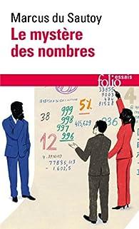 Le Mystère des nombres par Marcus du Sautoy