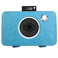 Polaroid Leatherette Case for Polaroid Snap Touch Instant Print Digital Camera – Custom Design for Snug Fit by New