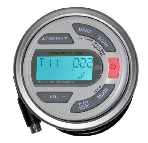 Brand-X XXLMC Marine Secondary Wired Remote Commander with Y Adapter Interface ()