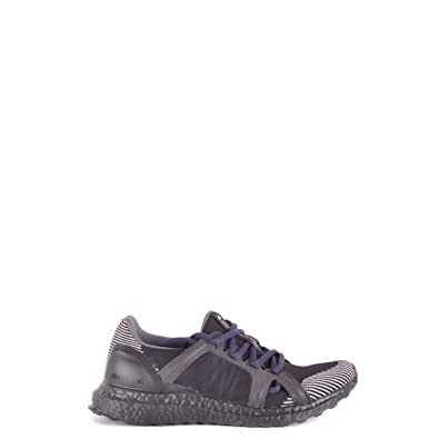 adidas Stella McCartney Women's Stella McCartney Ultra Boost Black Sneaker  4(UK)-5½
