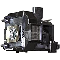 Litance Projector Lamp Replacement for Epson ELPLP69 / V13H010L69, Home Cinema 5020UB, 5030UB, PowerLite 5010, 5010E, Pro Cinema 6010, 6020UB, 6030UB and more