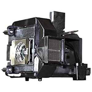 Amazon.com: Litance Projector Lamp Replacement for Epson ELPLP69 ...