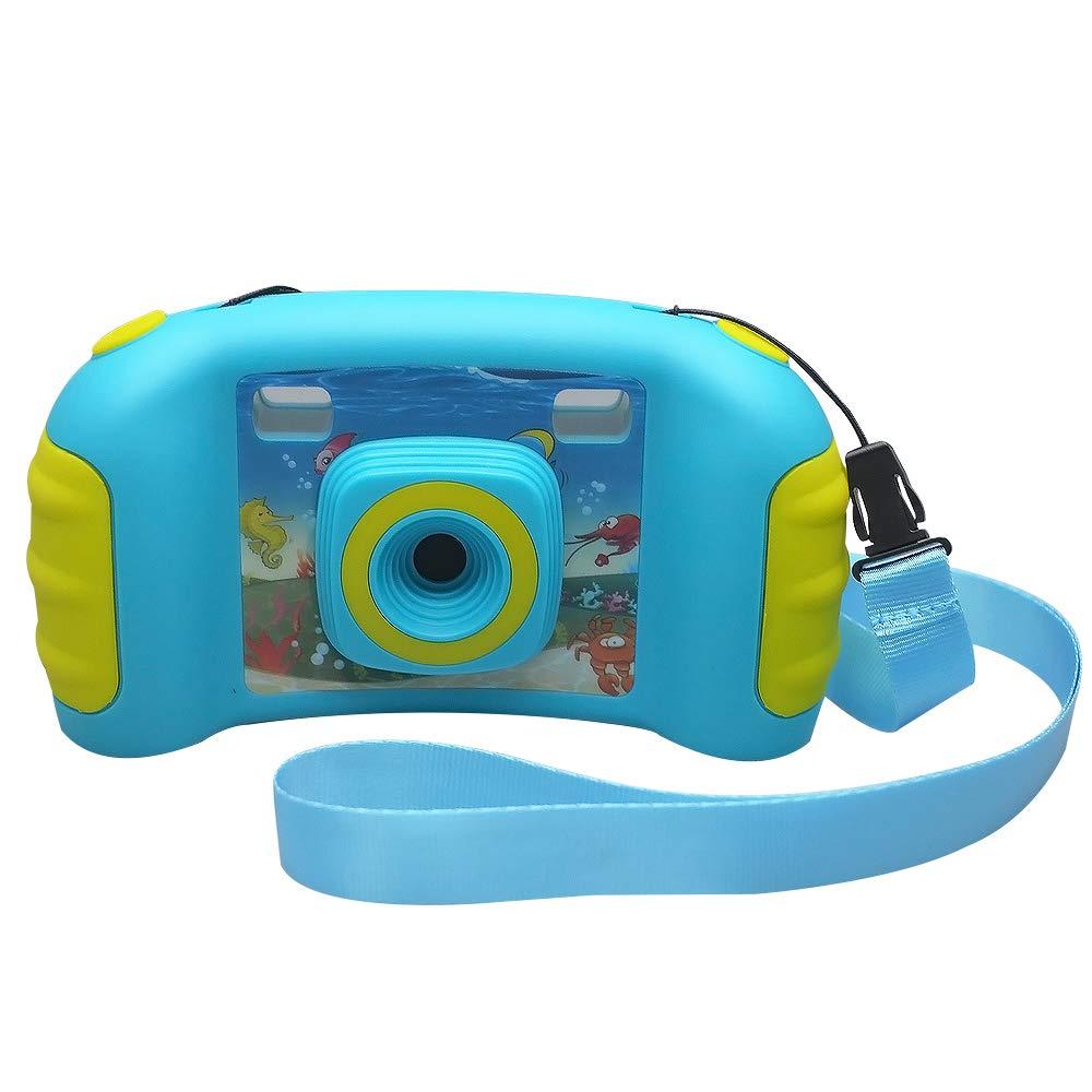 diseño único Cámara de de de niños Dual Selfie Cámara, 1080P HD Cámara de Acción Digital Camcorder para Niños Niñas Regalos 2.0 Pantalla LCD con Juego Diverdeido  orden ahora con gran descuento y entrega gratuita