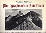 img - for Photographs of the Southwest. Selected Photographs Made From 1928 to 1968 in Arizona, California, Colorado, New Mexico, Texas and Utah With a Statement By the Photographer book / textbook / text book