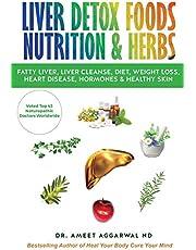 LIVER DETOX FOODS NUTRITION & HERBS