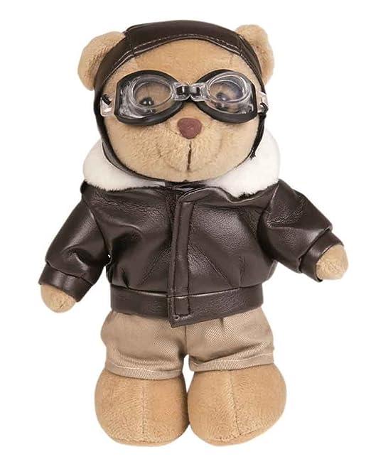 Tec 20cmAbbigliamento Mil Teddy Teddy Pilot Tec Pilot Teddy Mil 20cmAbbigliamento Tec Pilot Mil UGqMVzpS