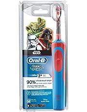 Oral-B Barn elektrisk tandborste med Star Wars-figurer