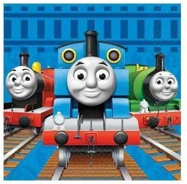 Thomas the Tank Lunch Napkins 16 Ct.