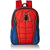 Marvel Boys' Spiderman Chest Backpack, Red