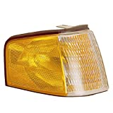 1988-1994 Ford Tempo & Mercury Topaz Corner Park Lamp Turn Signal Marker Light Right Passenger Side (1988 88 1989 89 1990 90 1991 91 1992 92 1993 93 1994 94)