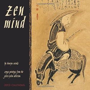 Zen Mind 2013 Wall Calendar