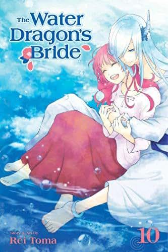 The Water Dragon's Bride, Vol. 10 (10)