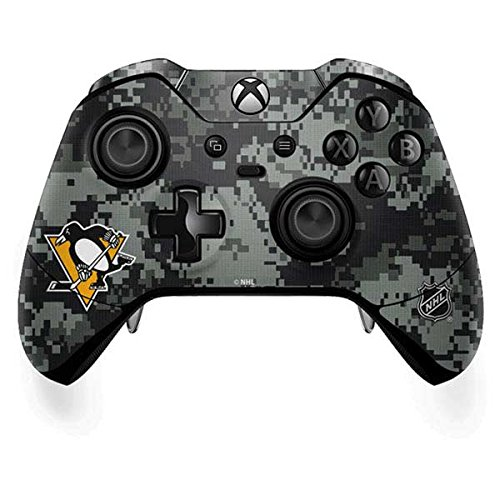 Pittsburgh Penguins Xbox One Elite Controller Skin - Pittsburgh Penguins Camo | NHL & Skinit Skin