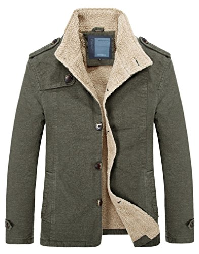 Fleece Windproof Jacket - 9