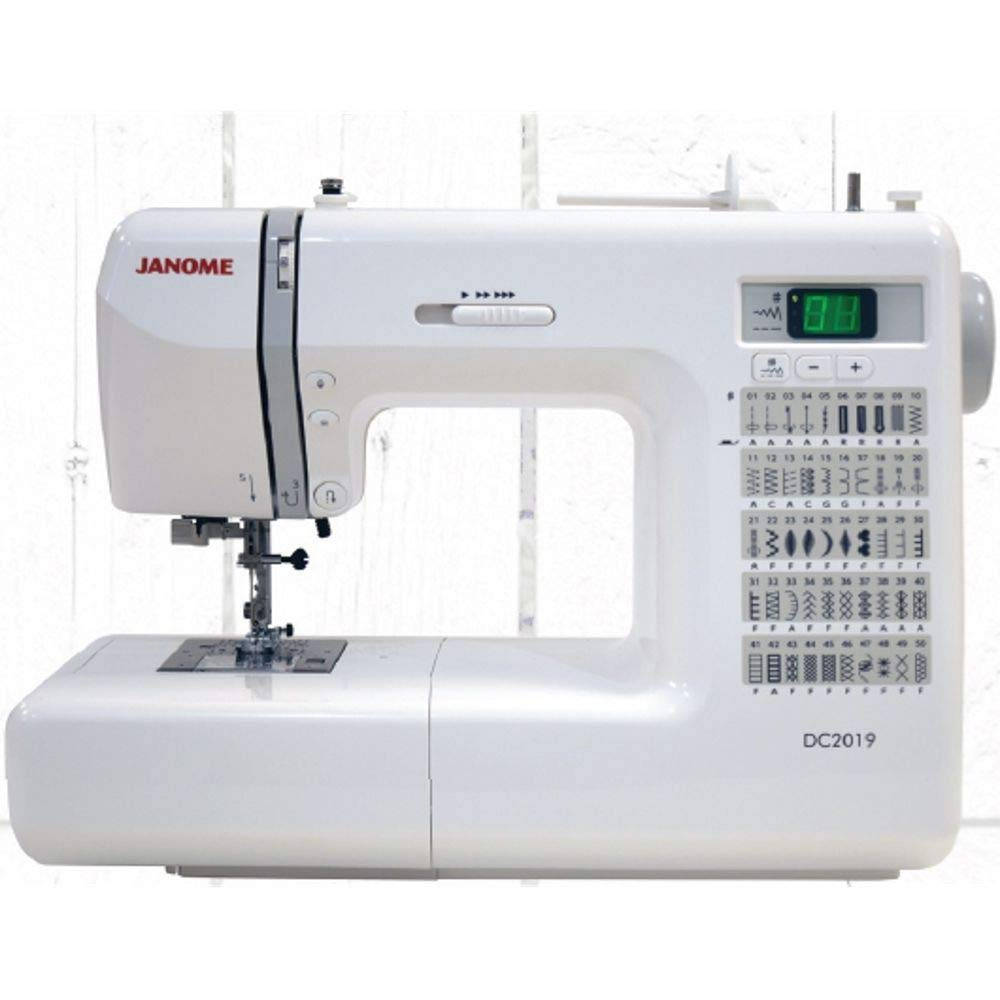 Top 10 Best Computerized Sewing Machines Reviews in 2020 10
