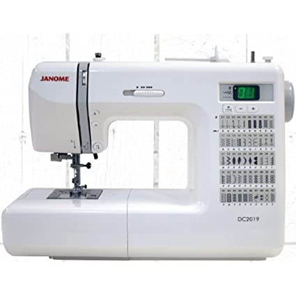 Amazon Janome Computerized Sewing Machine DC40 Enchanting Computerized Sewing Machine