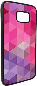 كفر جالكسي  اس 7  بتصميم مربعات ملونة