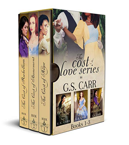 The Cost of Love Boxed Set: Books - 1 Boxed Set