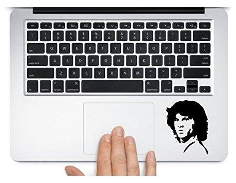 Jim Morrison Portrait - Jim Morrison portrait American rock band Doors singer musician decal sticker - Sticker Graphic - Auto, Wall, Laptop, Cell