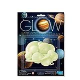 Children's Room Decoration: Glow-In-The-Dark 3-D Solar System