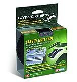Gator Grip : RE3951 Premium Grade High Traction Non Slip 60 Grit Indoor Outdoor Anti-Slip Tape, 2 Inch x 15 Foot, Black