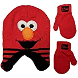 Sesame Street Big Face Beanie Winter Hat and