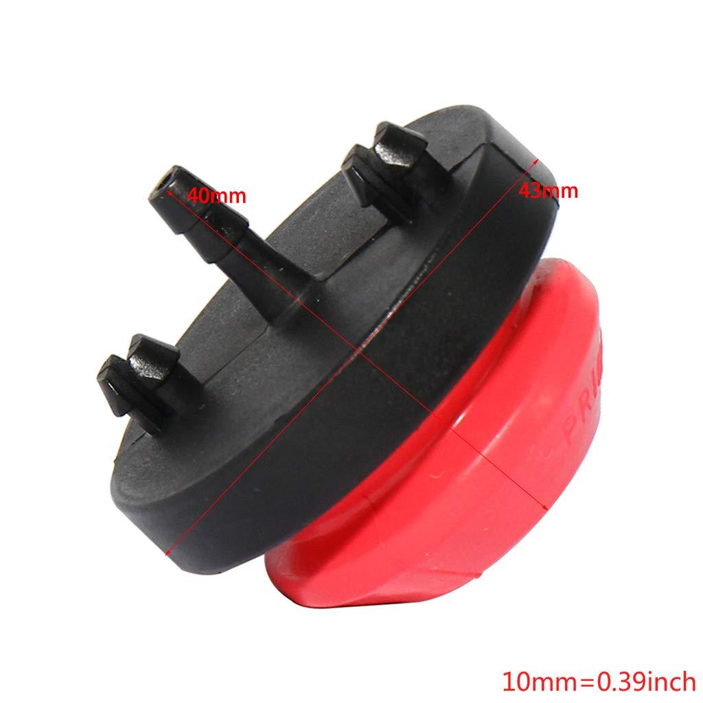 Red primer bulb fit for tecumseh 570682 AV520,HMSK100 snow blower carbure-SL