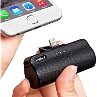 iWALK Portable Charger with Built in Plug, 3300mAh...